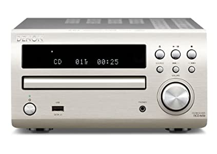 Best deals of  Denon RCD-M39 Micro HiFi System With DALI Zenzor 1 Speakers