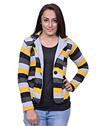 Snoby Tricolor Yellow Jacket (SBY11019)