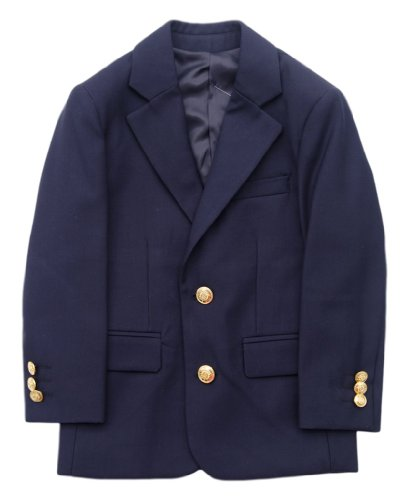 J. Bailey Navy Blazer-3T