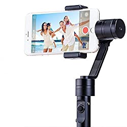 Zhiyun Z1-SMOOTH C+ 3-axis Cellphone Gimbal Stabilizer for for iPhone 5/ 5s/ 6 /6 Plus, Galaxy Note (Z1-SMOOTH C+)