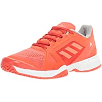 Adidas Stella McCartney Womens Barricade Shoes (Blaze Orange)