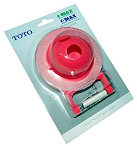 TOTO THU331S 28+1 Rings Flapper for Toilet from TOTO