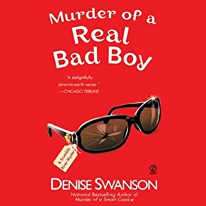 Murder of a Real Bad Boy Audiobook