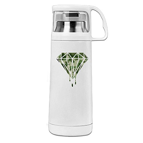 MMGt Diamond Military Camouflage Design Vacuum Cup Water Bottle
