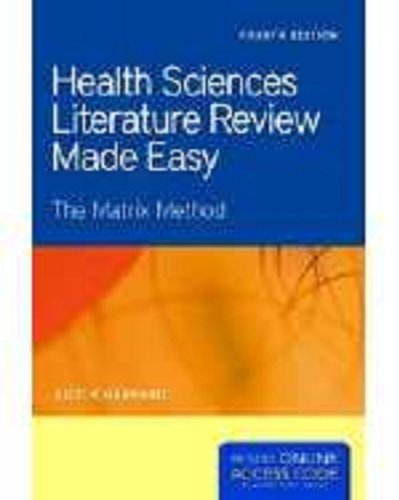 explains the literature review of the literature reviews research and