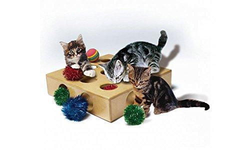 Camon gioco per gatto Sbircia & Gioca
