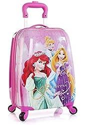 Disney By Heys Luggage Disney 18 Inch Hard Side Carry On- Gold Princess --D234G