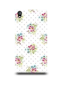Vintage Floral Pattern Oneplus X Case