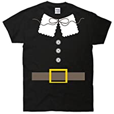 Thanksgiving Pilgrim Costume T-Shirt