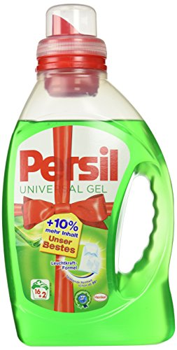 Persil Kraft - Gel Liquid Laundry Detergent 1.241 L