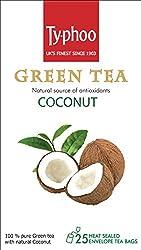 Typhoo Green Tea Coconut, 50g