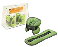 Da Vinci Adjustable Ankle or Wrist Weights, Sold in Pairs, Choose Your Desired Weight