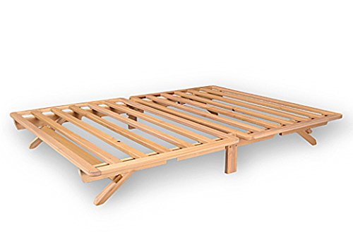 Full Size Fold-A-Bed - Compact Bed Frame (Portable Bed Frame compare prices)