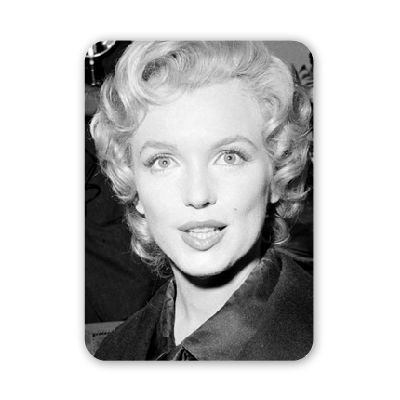Marylin Monroe - Tappetino mouse art247 mouse in gomma naturale di alta qualità - Tappetino mouse
