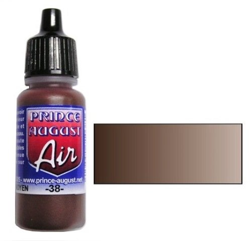 Vallejo Camo Medium Brown Paint, 17ml
