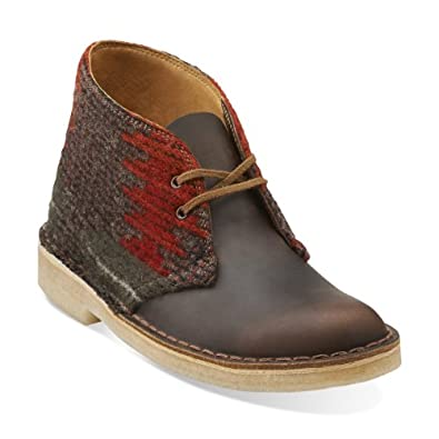 Cool Amazon.com   Clarks Womenu0026#39;s Desert Boot Lace-Up Boot   Ankle U0026 Bootie