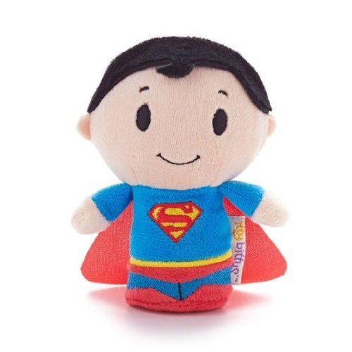 Hallmark Itty Bitty Plush KID3249 Superman Itty Bitty Plush - 1