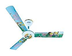 Luminous Play Jack and Jill Nursery Rhyme 1200mm 70-Watt Ceiling Fan