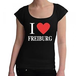 I love Freiburg FUN Damen T-Shirt