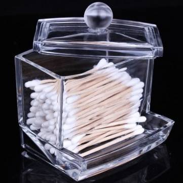 Cosmetic-Q-tip-Cotton-Swabs-Acrylic-Holder-Storage-Box