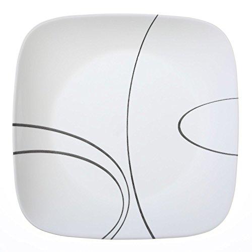 Corelle Square Simple Lines 10.25