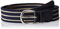 Parx Men's Leather Belt (8903804178635_90_Assorted)