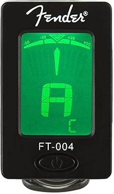 Fender FT-004 Chromatic Clip-On Tuner Packs
