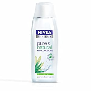 Nivea Visage Pure & Natural Reinigungstonic, 200 ml