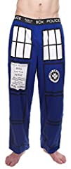 Doctor Who TARDIS Royal Blue Lounge P…