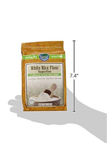 how to make superfine rice flour