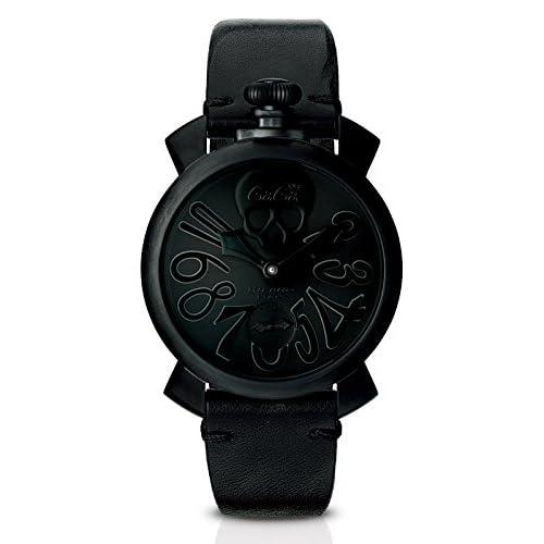 [ガガ ミラノ] GAGA MILANO 腕時計 MANUALE 48MM - ART COLLECTION 時計 5012ART.01S メンズ [正規品]