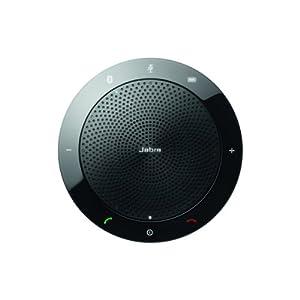 Jabra Speak 510 MS Bluetooth-Freisprecheinrichtung für Microsoft zertifiziert (Mobile Konferenzlösung, USB, Bluetooth 3.0)