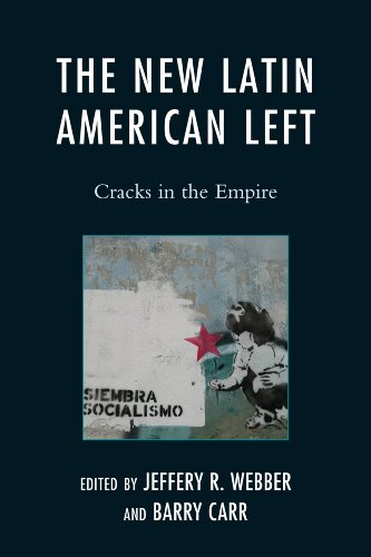 The New Latin American Left: Cracks in the Empire (Critical Currents in Latin American Perspectives Series)