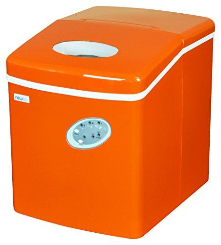 NewAir AI-100VO Portable Ice Maker, Orange (B00KD5CCZ8) Amazon price ...