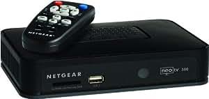 Netgear NTV350-100PES Lecteur multimédia HD 1080p