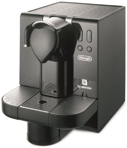 Nespresso Lattissima by De'Longhi EN670, Mysterious Black