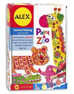 Alex Paint a Zoo - Buy Alex Paint a Zoo - Purchase Alex Paint a Zoo (Alex, Toys & Games,Categories,Arts & Crafts)
