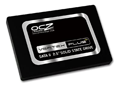 OCZ Vertex Plus 2.5 inch SATA II 60GB Solid State Drive by OCZ