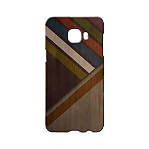BLUEDIO Designer Printed Back case cover for Samsung Galaxy C7 - G3428
