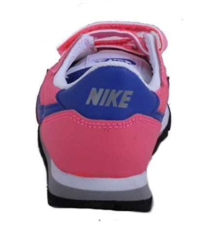 6cf3f2d148d6 Nike Girls Metro Plus CL (PSV) Youth Tennis Shoes Pink Blue (2 ...
