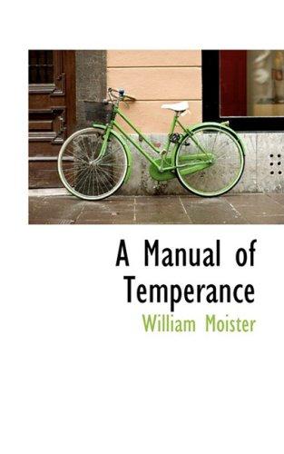 A Manual of Temperance