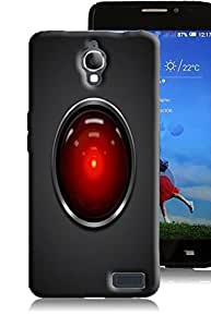 PrintFunny Designer Printed Case For Alcatel Flash 2