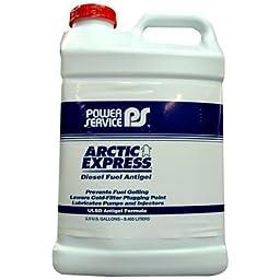 Power Service Arctic Express Diesel Fuel Antigel 2.5 Gallon