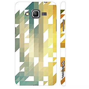 Samsung Galaxy J2 Abstract Art 10 designer mobile hard shell case by Enthopia