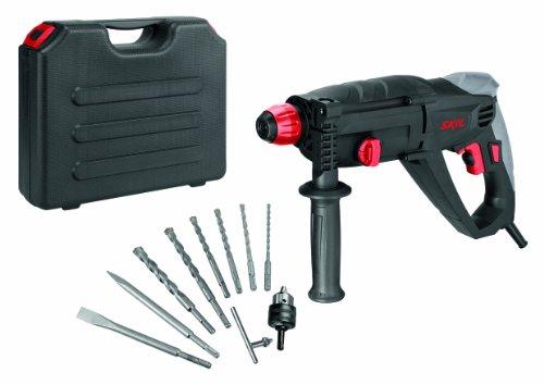 Skil-Bohrhammer-1764-AK-920W-21-J-SDS-6-SDS-Bohrer-2-SDS-Meiel-mit-Metallbohrfutter-Adapter