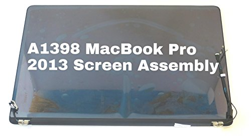 "Lcd Led Display Screen Assembly For Apple Macbook Pro Retina Display 15"" Model A1398. (Late 2013)"