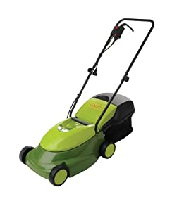 Factory Reconditioned Sun Joe MJ401E-RM 14-Inch 12 Amp Electric Mow Joe Lawn Mower with Grass Catcher from Snow Joe