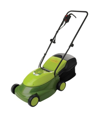 Factory Reconditioned Sun Joe MJ401E-RM 14-Inch 12 Amp Electric Mow Joe Lawn Mower with Grass Catcher