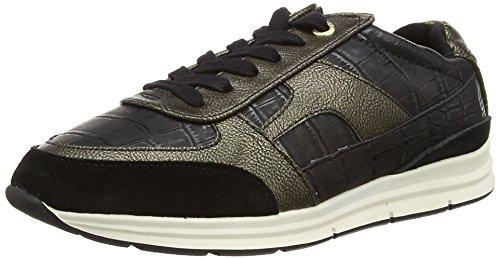 Bullboxer Afzf5S000 Sneakers, Bambini E Ragazzi, Multicolore (Bkbr), 39