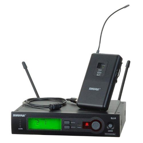 Shure Slx14/85 Lavalier Wireless System, J3
